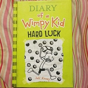 "Diary of a wimpy kid ""Hard luck"""